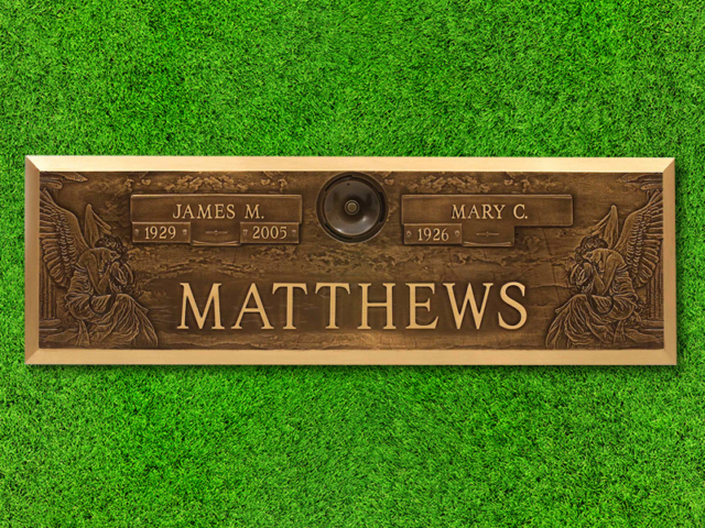 Lasting Memories™ by Matthews Memorials